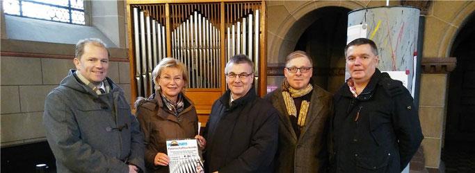 Orgelförderverein, Klais, Weißenthurm