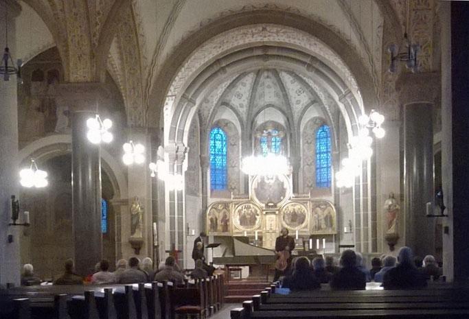 Barockwerk Ost, Thios Omilos, Patrick Grahl, Orgelförderverein, Klais-Orgel, Hl. Dreifaltigkeit