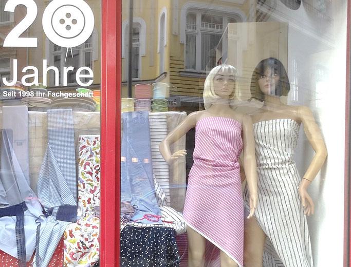 Stoffe Rostock seit 1998 Bekleidungsstoffe für Damen