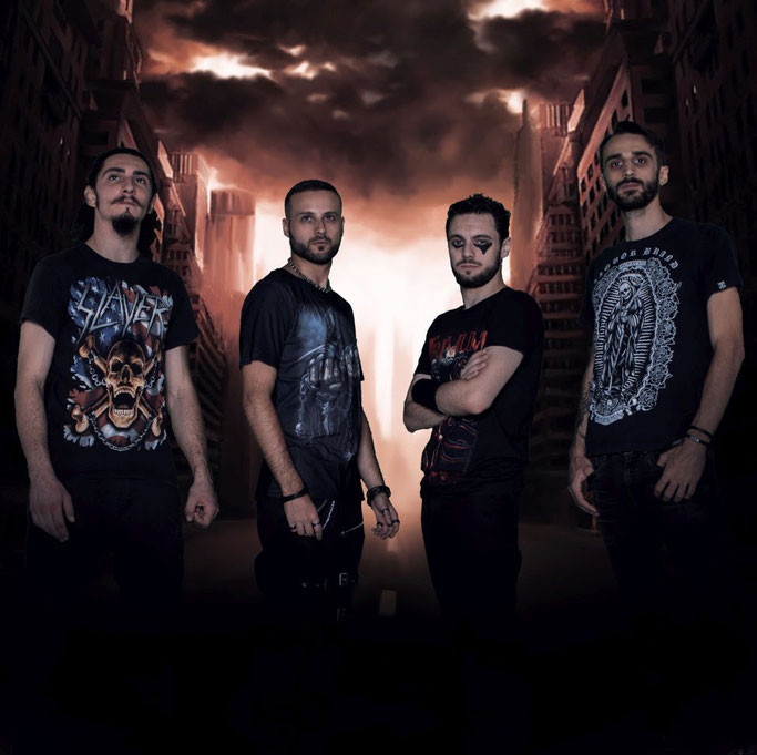 SOUL DRAGGER, new videoclip, Rise, rockers and other animals, news, italian metal