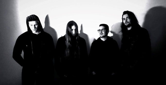 HAMELIN, post metal, new self-titled EP, rockers and other animals, news