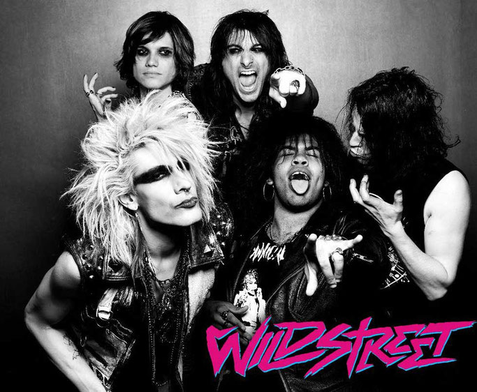US glam rockers WILDSTREET have announced 'Kings Of The World Tour 2020' tour dates in Canada, UK and confirmed for play ROCK FEST USA this July.