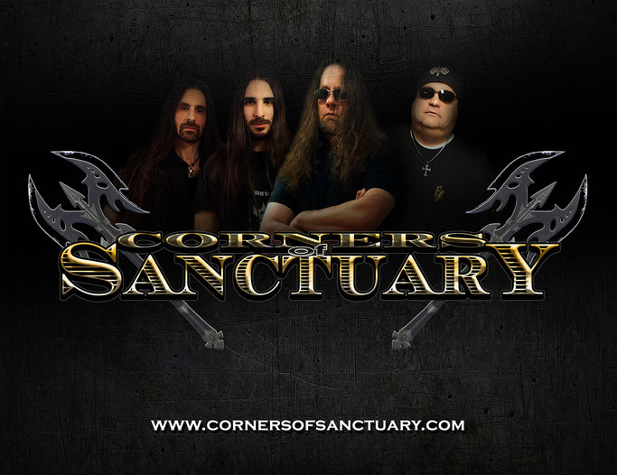 Corners of Sanctuary Announce Summer Shows, News Rockers And Other Animals, Rock News, NWOBHM, Rock Magazine, Rock Webzine, rock news, sleaze rock, glam rock, hair metal