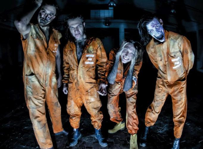 "GESCHLECHT: Italian industrial/melodic death metallers launch ""An Infinite Nightmare"" single"