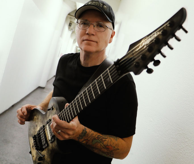 Megadeth, Guitarist, Chris Poland, roxkers and other animals, news, INFECTING CELLS