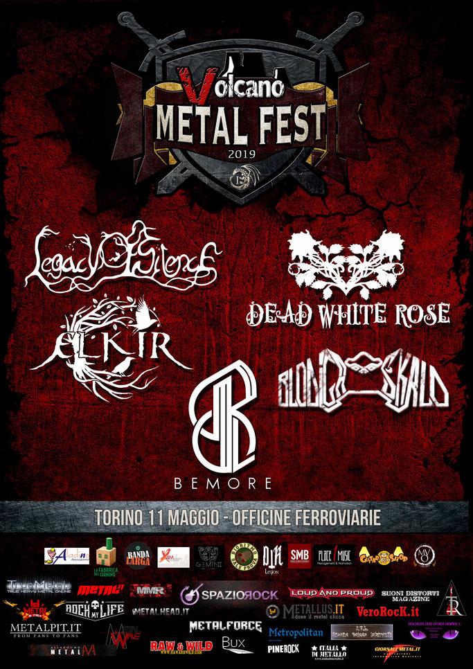 Volcano Metal Fest, Volcano Records, Rockers And Other Animals, Rock News, Rock Magazine, Rock Webzine, rock news, sleaze rock, glam rock, hair metal