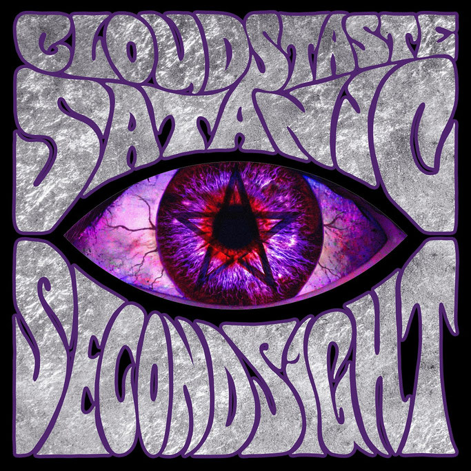 """Brooklyn's CLOUDS TASTE SATANIC Premieres Official Video """"Second Sight (The Seer)"""" @ CVLT NATION"""