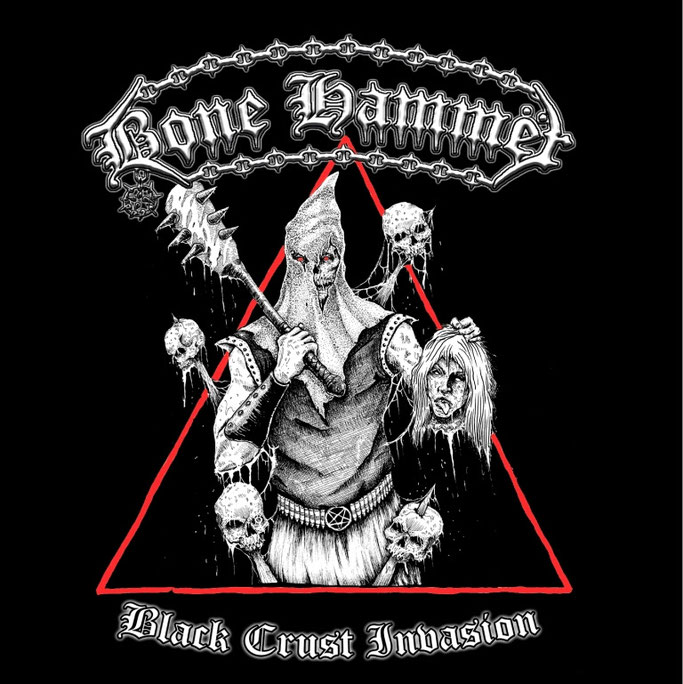 Bonehammer,  New Video Hammerson, New Album, Black Crust Invasion, Awakening Records, rockers and other animals, news