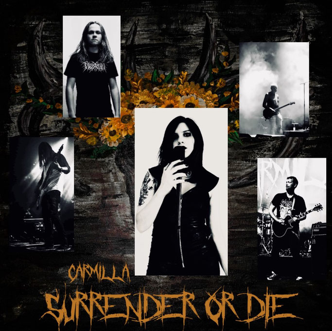 "CARMILLA – ""Surrender or Die"" is officially out"