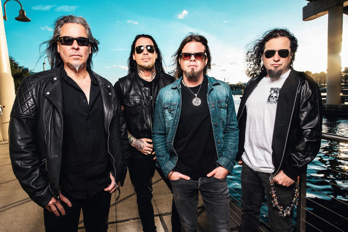 QUEENSRŸCHE, LYRIC VIDEO, PROPAGANDA FASHION, Tour, rockers and other animals, new, haeavy metal, had rock