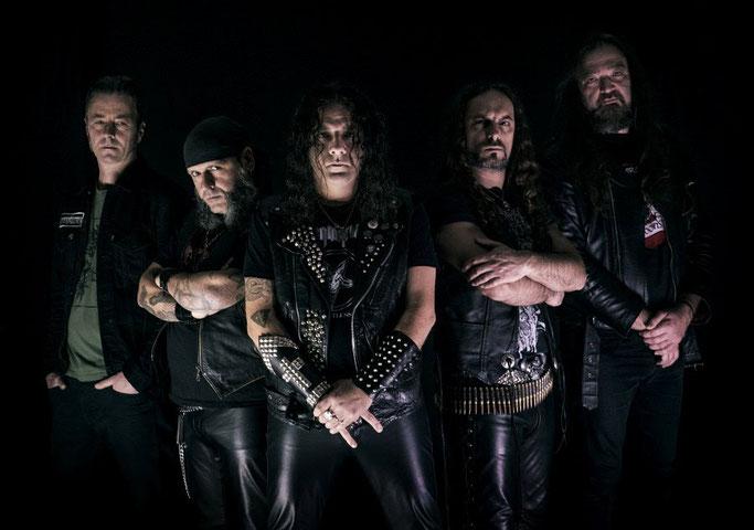 DOOMRAISER: Italian doom metallers unveil first new album trailer, rockers and other animals, news