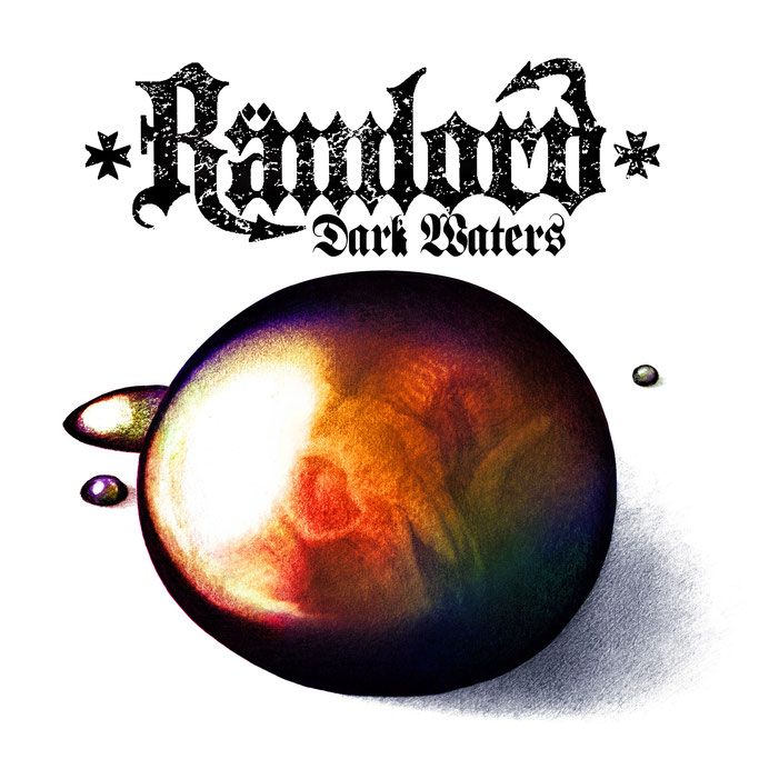 Rämlord, summons the ancient ones, from the ocean, new single, Sentenced, Taneli Jarva, rockers and other animals, dark water