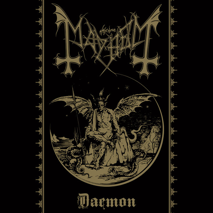 "Deluxe 2LP Box Set for ""Daemon"""