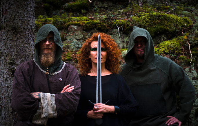 The Nest new video, new single, The Watcher, atmospheric metal, rockers and other animals, news, valeria campagnale, inverse records