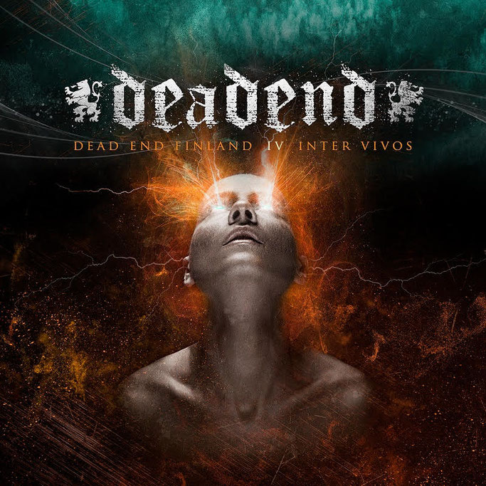 DEAD END FINLAND, album, Inter Vivos,  Inverse Records, rockers and other animals, news, new release, melodic metal