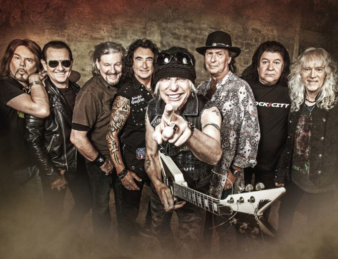 Michael Schenker Fest, new album, Revelation, Nuclear Blast, Rockers And Other Animals, Rock News, Rock Magazine, Rock Webzine