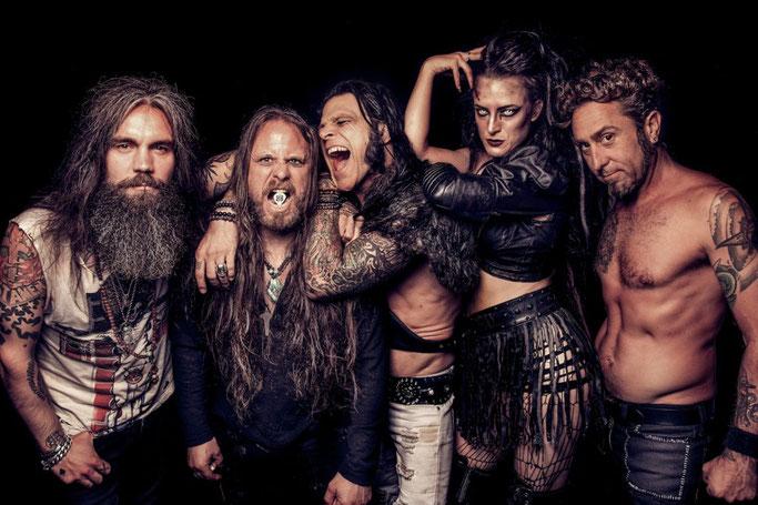 Beastö Blancö, New Album, We Are,  Rat Pack Records, Chuck Garric, Calico Cooper, Rockers And Other Animals, Rock News, Rock Magazine, Rock Webzine, rock news, sleaze rock, glam rock, hair metal