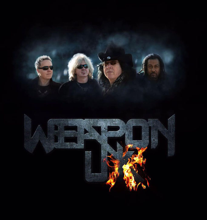 Weapon UK, lyrics video, Sea Of Hope, Host Of War, Rockers And Other Animals, news, nwobhm
