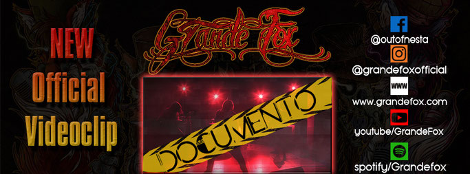 GRANDE FOX - Documento - NEW Official Music Video.