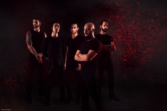 lyric video,  The Deaden Room, upcoming album, SIMULACRUM,  new single, The Deaden Room, Century Media Records, Rockers And Other Animals, News