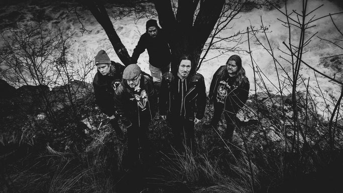 Rämlord, summons the ancient ones, from the ocean, new single, Sentenced, Taneli Jarva,  dark water, rockers and other animals