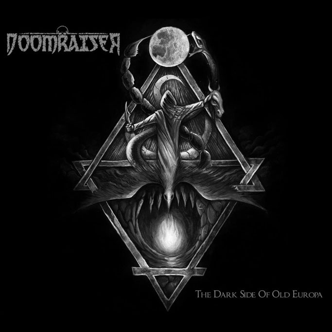 DOOMRAISER, new single, Häxan, Doom metal, The Dark Side of Old Europa, rockers and other animals, news, Time To Kill Records