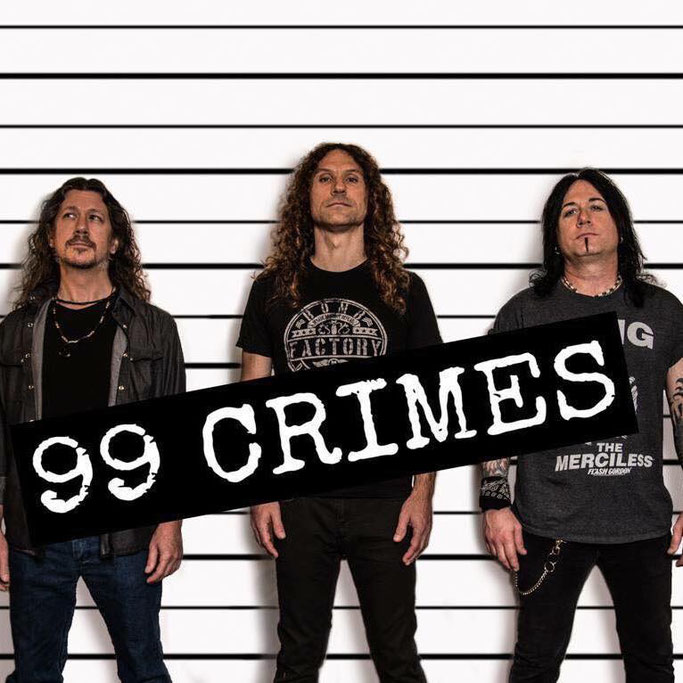 99 Crimes, Paul Lidel, Dangerous Toys,  New Lyric Video, Rumor, Rockers And Other Animals, Rock News, Rock Magazine, Rock Webzine, rock news, sleaze rock, glam rock, hair metal