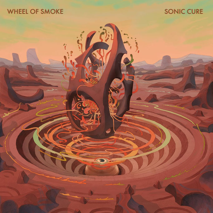 WHEEL OF SMOKE, premieres, onic Cure', Polderrecords, OUTLAWS OF THE SUN, rockers and other animals, news