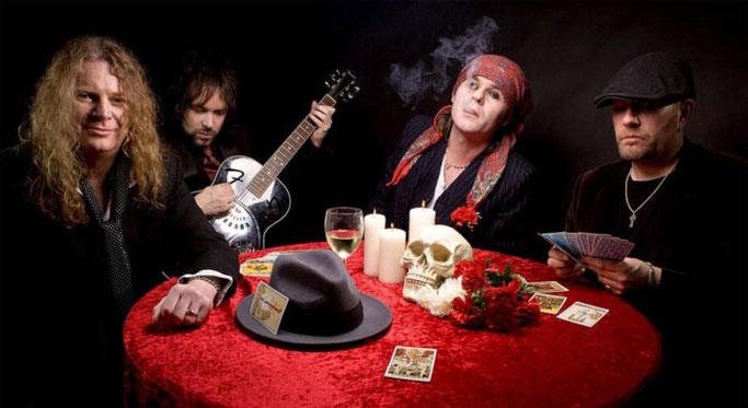 The Quireboys,  Lyric Video, Seven Deadly Sins, Upcoming Album, Amazing Disgrace,Rockers And Other Animals, Rock News, Rock Magazine, Rock Webzine, rock news, sleaze rock, glam rock, hair metal