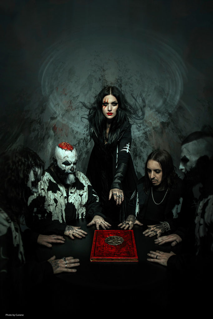 "LACUNA COIL release single and video ""RECKLESS"" from new album ""Black Anima"", rockers and other animals, news"