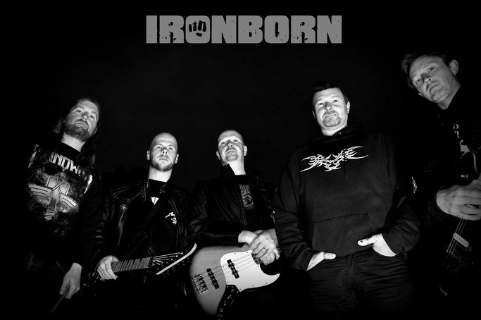 Videoclip from Belgian band Ironborn, rockers and other animals