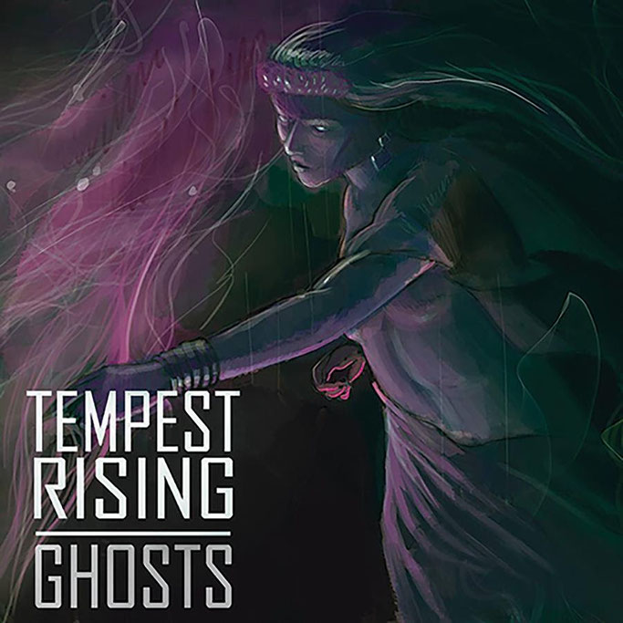 Tempest Rising, new single, new video, Ghosts, Album, Alter-Ego, Metal, News Rockers And Other Animals, Rock News, Rock Magazine, Rock Webzine, rock news, sleaze rock, glam rock, hair metal, heavy metal