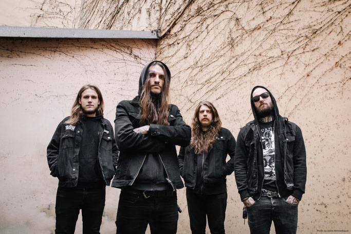 """IMPLORE release new single """"ALL IS NOT LOST IS LONG FORGOTTEN"""" taken from """"ALIENATED DESPAIR"""", rockers and other animals, news"""