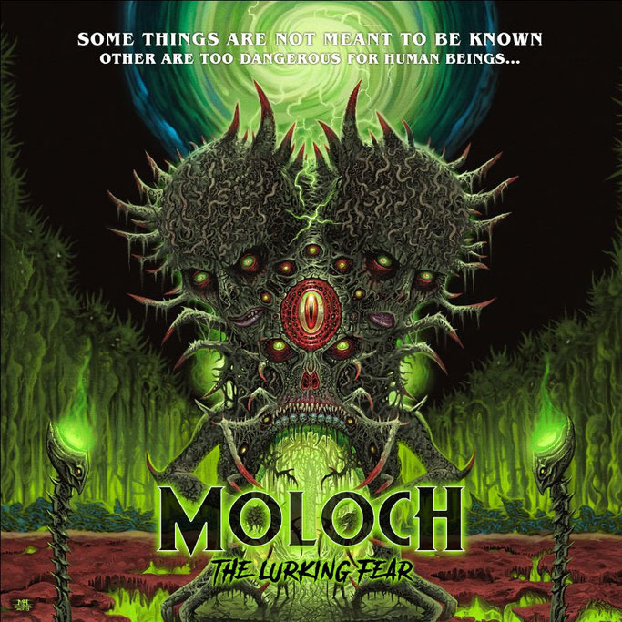 "MOLOCH has just released new single ""The Lurking Fear"""