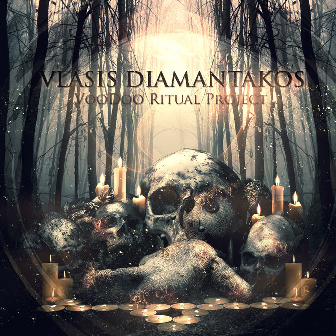 Vlasis Diamantakos, Shadow Valle, Album, Voo Doo Ritual Project