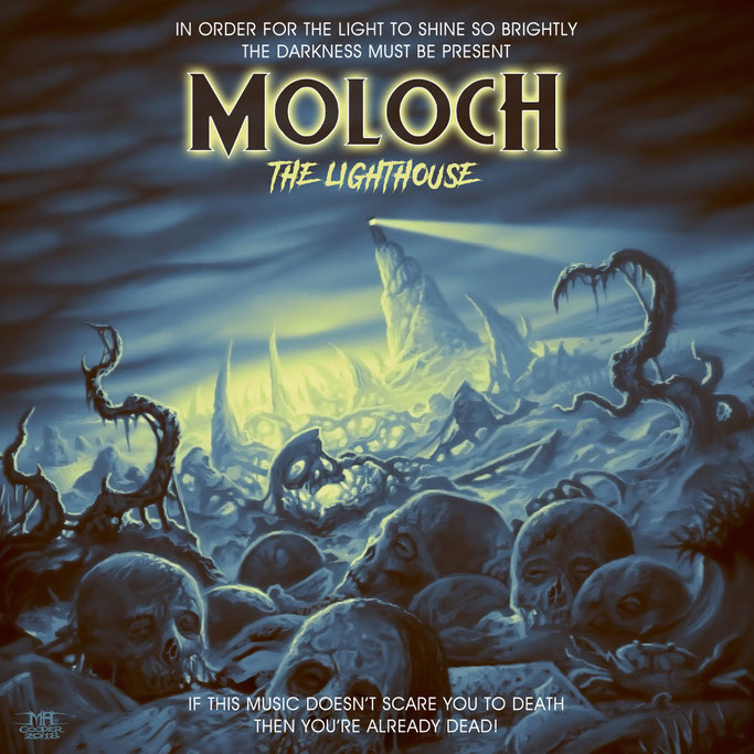 Moloch, New Single, The Lighthouse, Via Nocturna, epic dark, Darksynth, Electronica, NEWS Rockers And Other Animals, Rock News, Rock Magazine, Rock Webzine, rock news, sleaze rock, glam rock, hair metal, Synthwave
