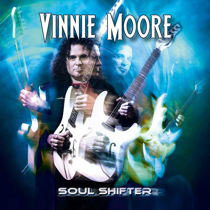 Guitar Legend, VINNIE MOORE,  New Album, Soul Shifter', Europe, UK, Mind's Eye Music, Cargo Records UK, rockers and other animals, news