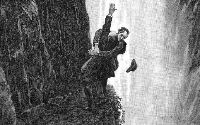 Reichenbachfall; Detektiv Bern, Detektei Bern, Privatdetektiv Bern, Wirtschaftsdetektei Bern