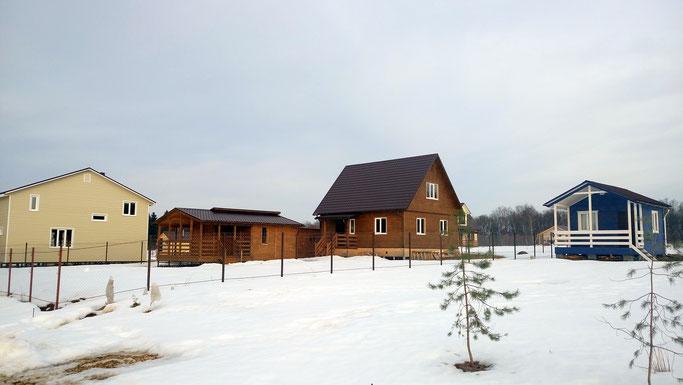 купить земельный участок без подряда дачный поселок лисички истринское водохранилище