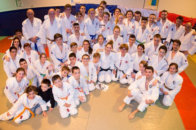 Photo Judo Club Roquemaure