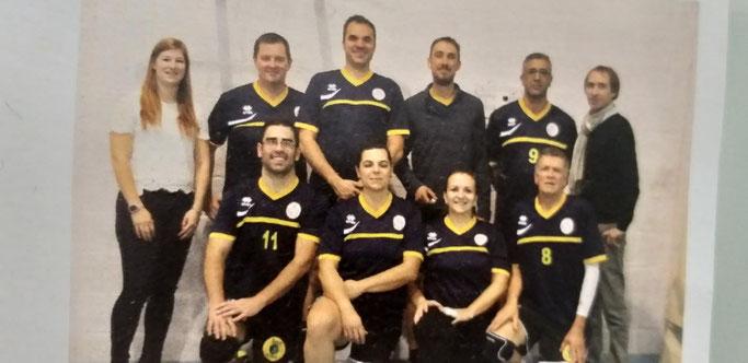 Photo association Volley Ball