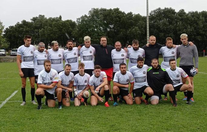 Phtos du Rugby Club Roquemaurois XV