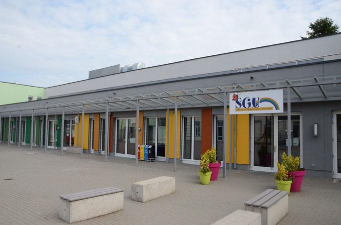 Die SGU ist nicht alleine, denn sie befindet sich auf einem Campus.  Foto: Ralf Schaus