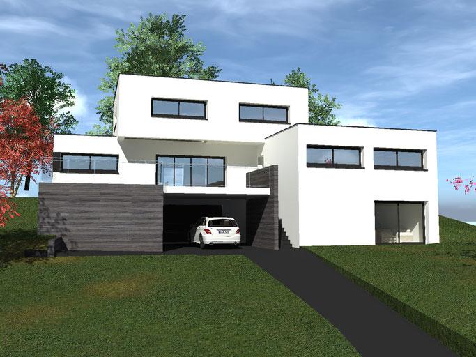 Maison Moderne 150m² avec sous sol