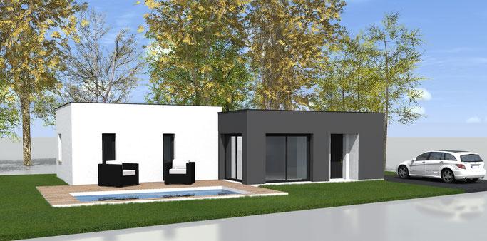 3D T3 80 m² Toulouse