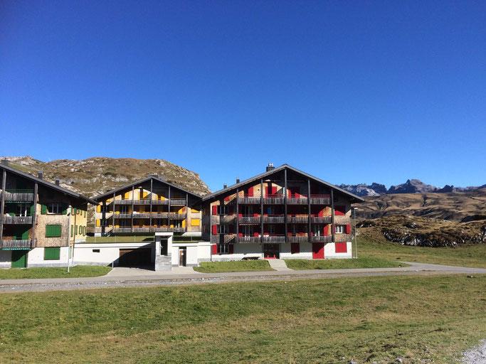 Haus Hochstollen www.ferienwohnung-melchsee-frutt.ch Obwalden Schweiz