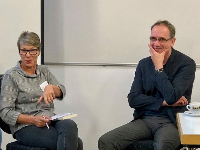 Angela Eßer im Gespräch mit Volker Kutscher, Autor von Babylon Berlin
