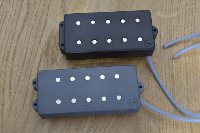 musicman bass humbucker 5 string, stingray 5 string pickup, musicman sterling bass, custom mm5 pickup