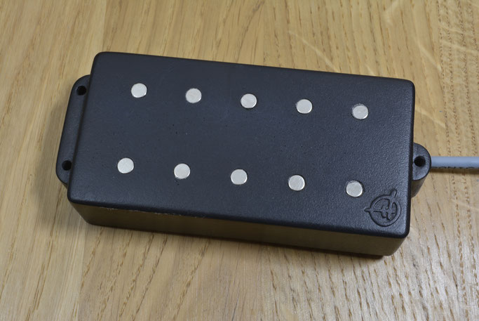 10 COIL MM TYPE HUMBUCKER AVAILABLE NOW IN 3 OUTPUT OPTIONS
