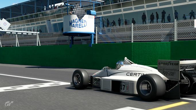 Mr-Minimi,Sieger in Monza